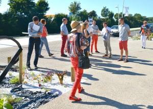 jury régional concours de fleurissement 2016 - photo2