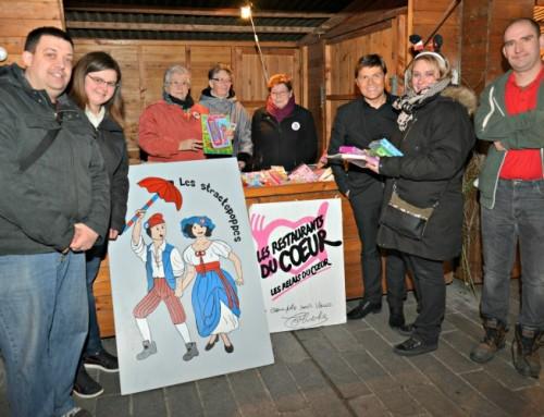Nos associations carnavalesques continuent leurs actions au profit des restos du cœur