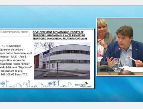 Conseil de communauté : plusieurs délibérations importantes ont été adoptées