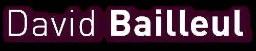 Blog de David Bailleul Logo